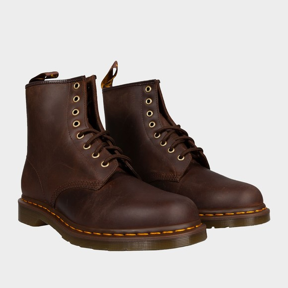 Dr. Martens Mens Brown 1460 Pascal Boot
