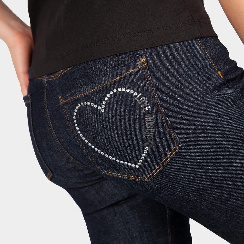 Diamond Stud Jean main image