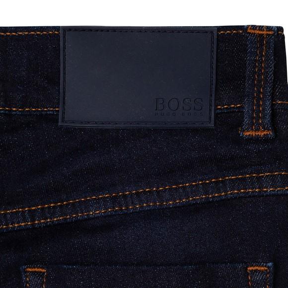 BOSS Boys Blue J24728 Slim Fit Jean main image