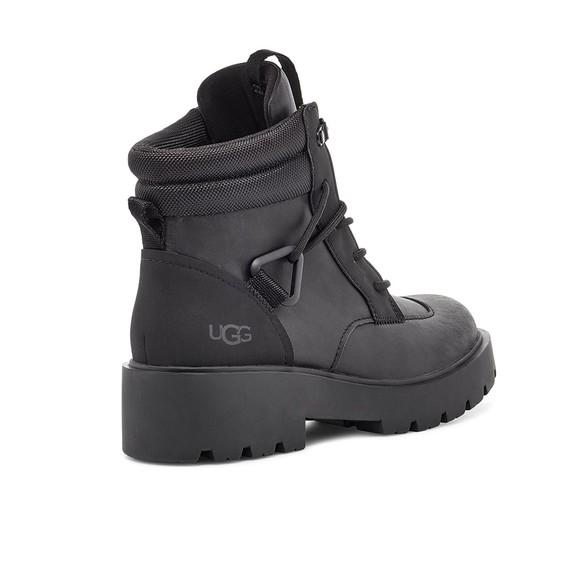 Ugg Womens Black Tioga Waterproof Hiker Boot main image