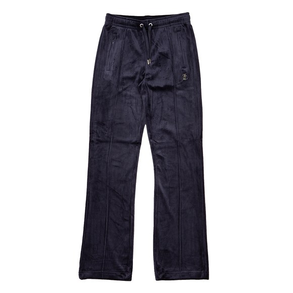 Juicy Couture Womens Blue Tina Track Pant