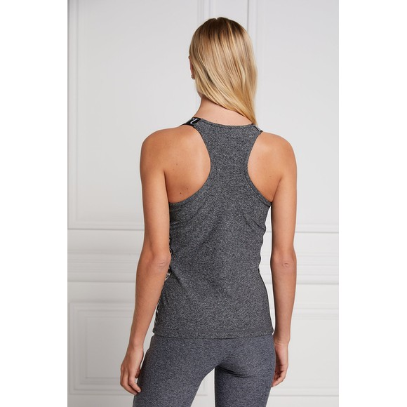 Holland Cooper Womens Grey Studio Fitted Vest main image