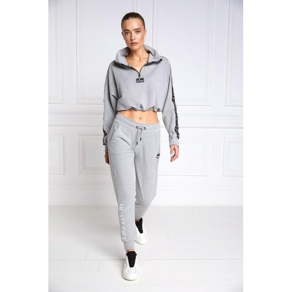 Holland Cooper Womens Grey Studio Jogger main image