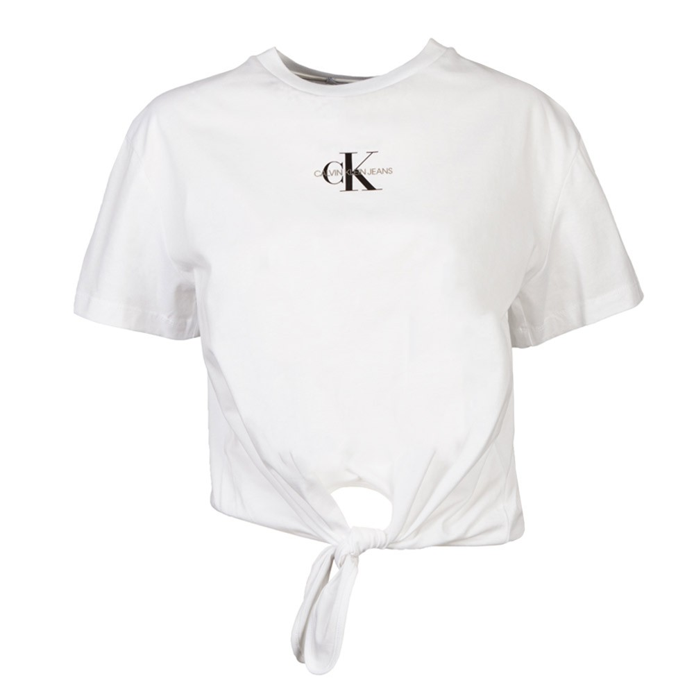 Knotted T Shirt main image