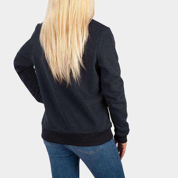 Superdry Womens Blue Pride In Craft Sweatshirt main image