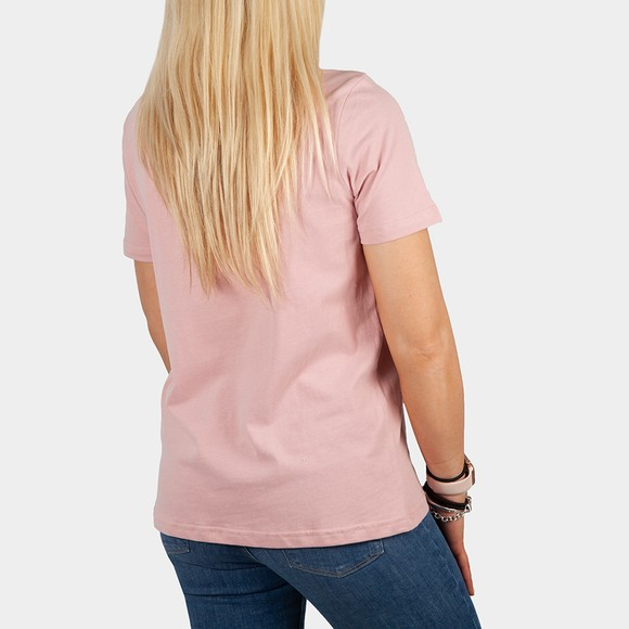 Superdry Womens Pink Pride In Craft T-Shirt main image