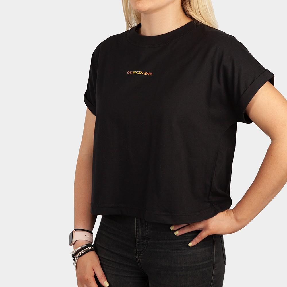 Degrade Back Logo T Shirt main image