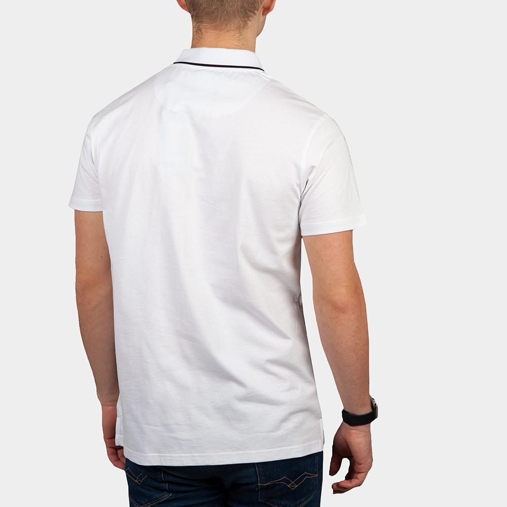Alanis Zip Polo Shirt main image