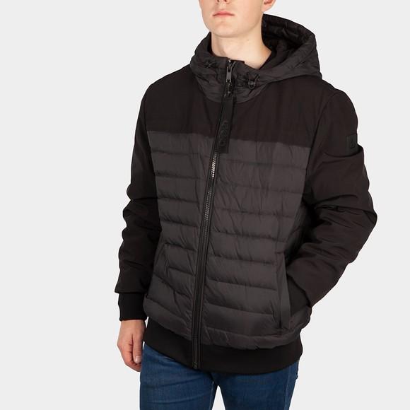 Moose Knuckles Mens Black Kleskun Jacket