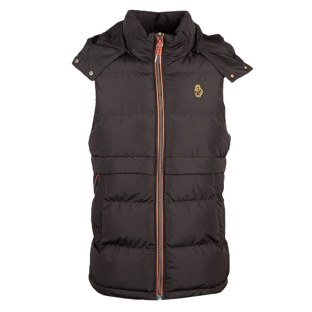 Egrit Heavy Quilted Funnel Gilet main image