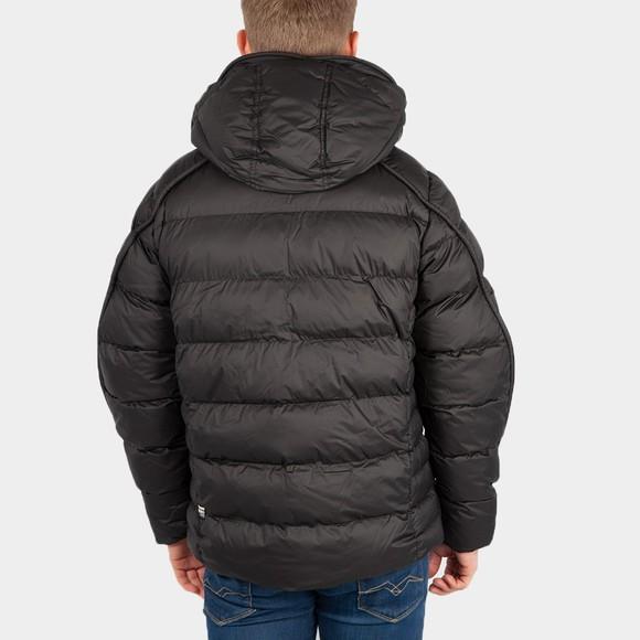 G-Star Mens Black Whistler Hooded Jacket main image
