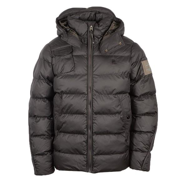 G-Star Mens Black Whistler Hooded Jacket
