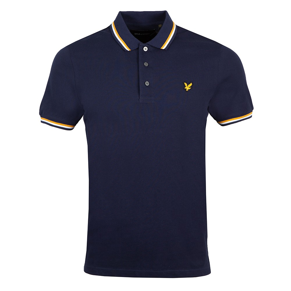 Double Tipped Polo Shirt main image