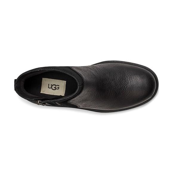 Ugg Womens Black Harrison Zip Boot main image