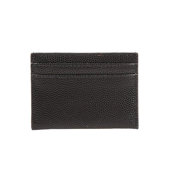 Valentino Bags Womens Black Divina Card Holder