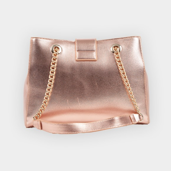 Valentino Bags Womens Pink Divina Tote
