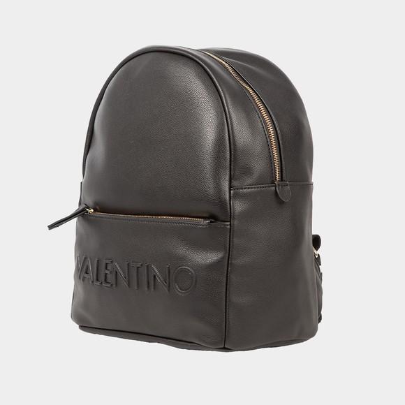 Valentino Bags Womens Black Prunus Backpack