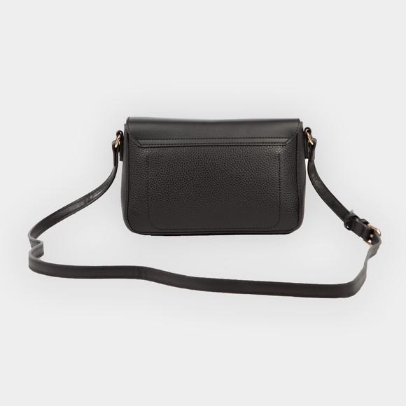 Valentino Bags Womens Black Willow Satchel