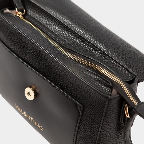 Valentino Bags Womens Black Willow Satchel main image
