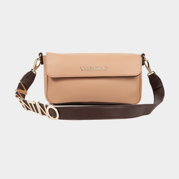 Valentino Bags Womens Brown Alexia Small Satchel