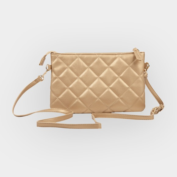 Valentino Bags Womens Gold Ada Soft Cosmetic Case main image