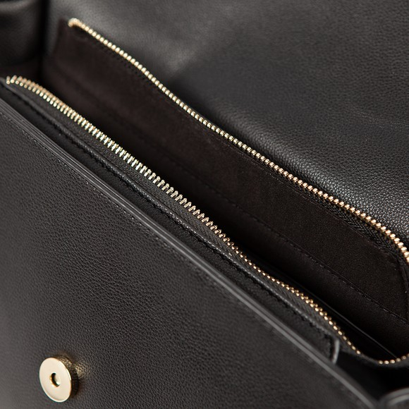 Valentino Bags Womens Black Prunus Satchel