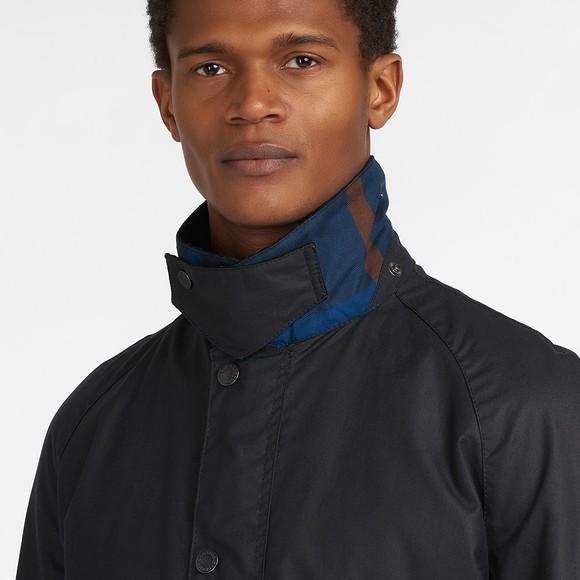 Barbour Lifestyle Mens Blue Bodey Wax Jacket main image