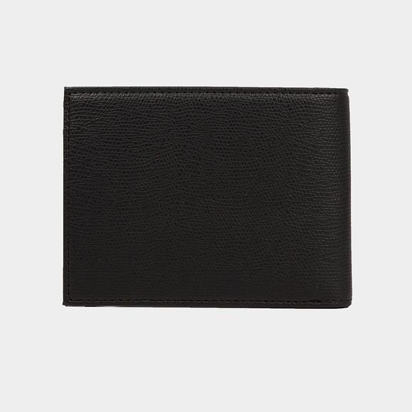 Emporio Armani Mens Black Coin Holder Wallet  main image