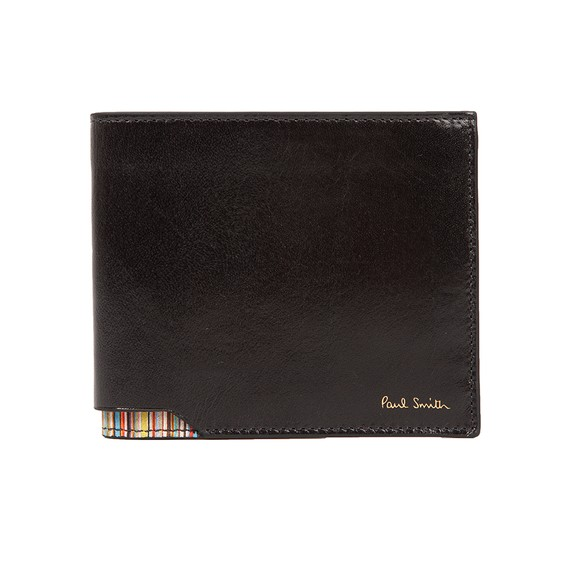 Paul Smith Mens Black Multi Wallet