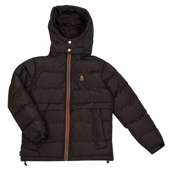 Luke 1977 Boys Black Mallard Boys Jacket