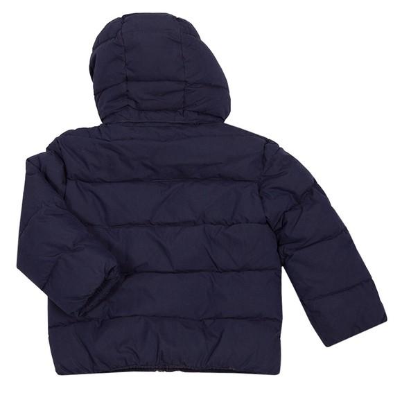 Gant Boys Blue Retro Shield Puffer