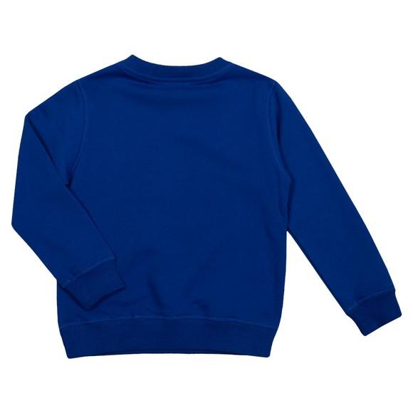 Kenzo Kids Boys Blue Camo Tiger Sweatshirt
