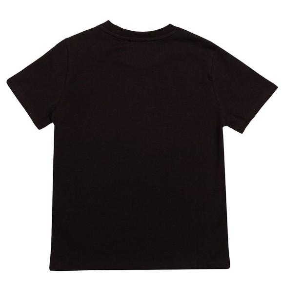 Kenzo Kids Girls Black Girls Cross Logo T-Shirt