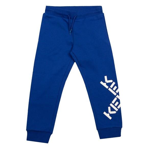 Kenzo Kids Boys Blue K24070 Jogger