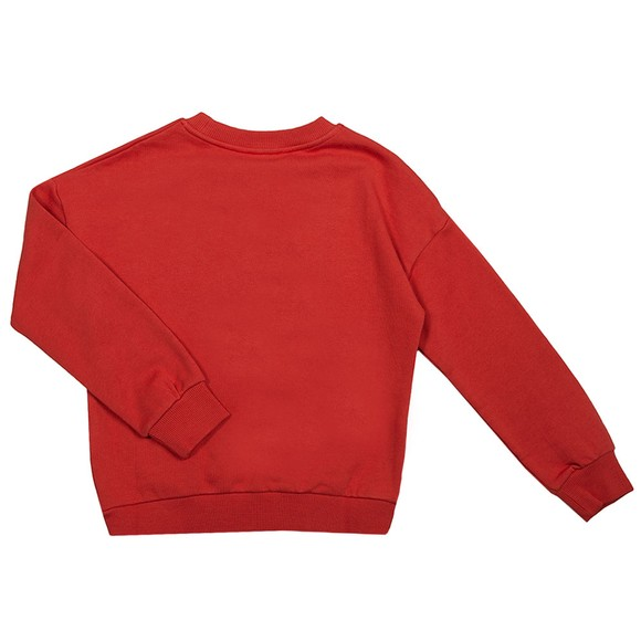 Kenzo Kids Girls Red Lion Sweatshirt