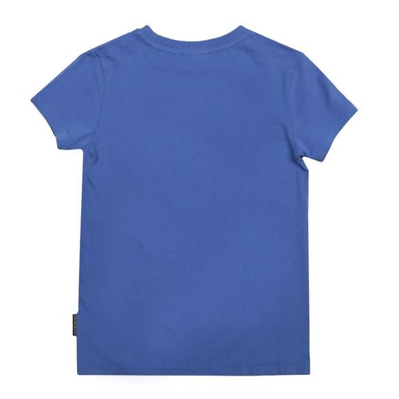Napapijri Boys Blue K S-Box SS T Shirt