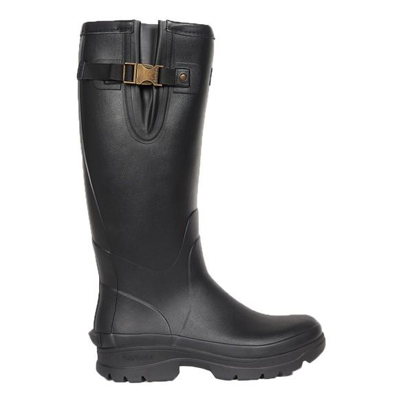 Barbour Countrywear Mens Black Tempest Wellington Boot