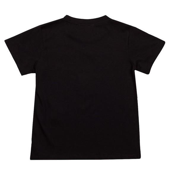 Emporio Armani Boys Blue Boys Essential Logo T Shirt