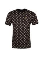 Great Irons Overprinted T-Shirt