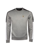 Patter Colour Block Sweatshirt