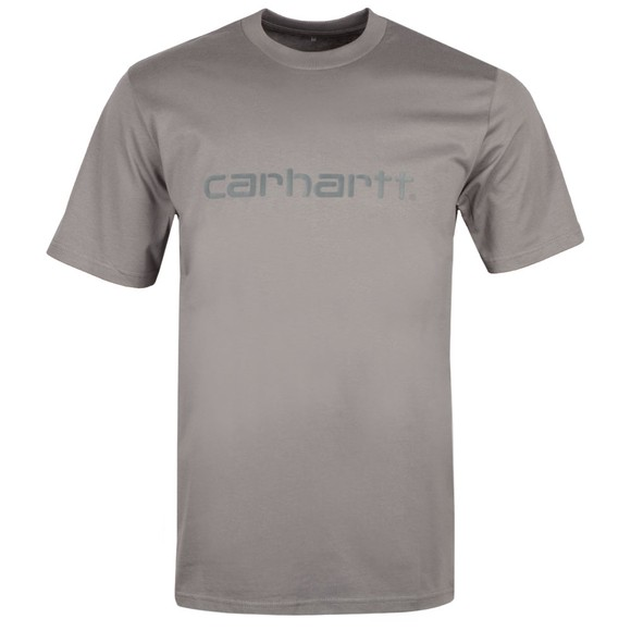 Carhartt WIP Mens Silver Script T-Shirt