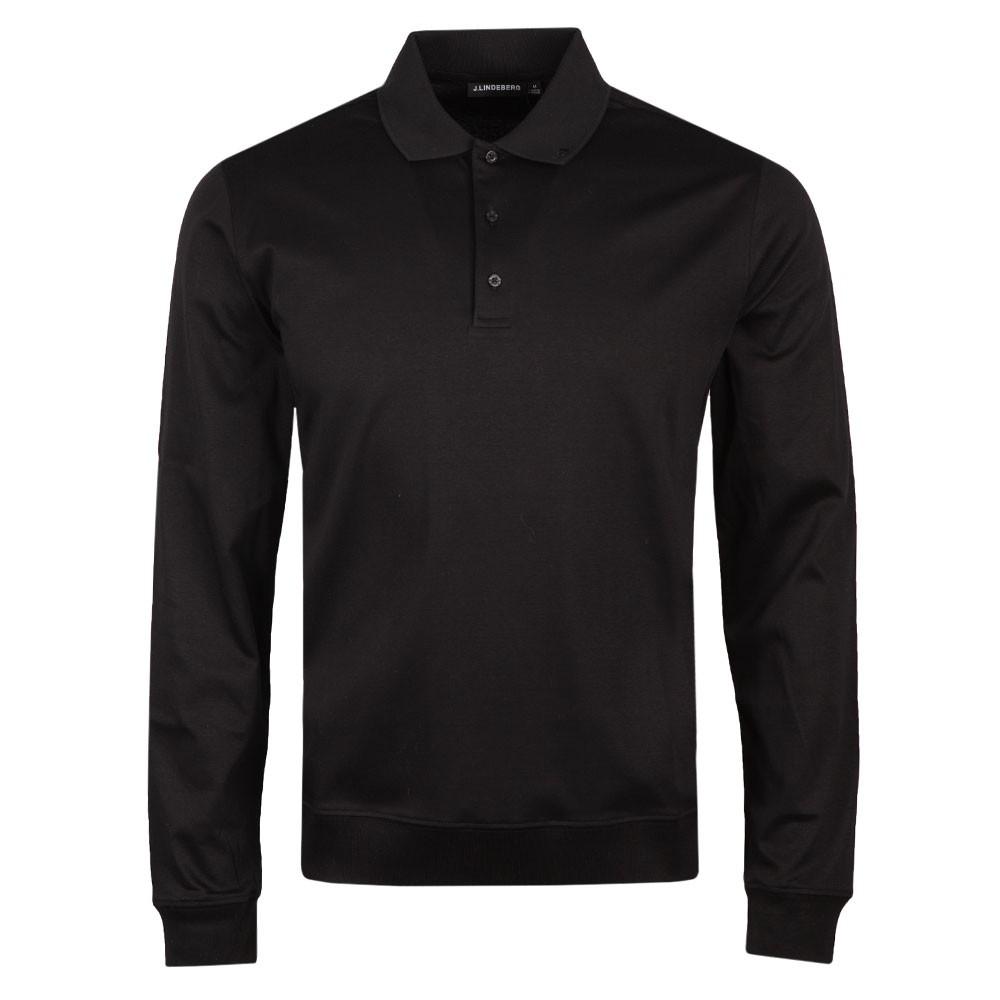 Adam Long Sleeve Polo Sweater