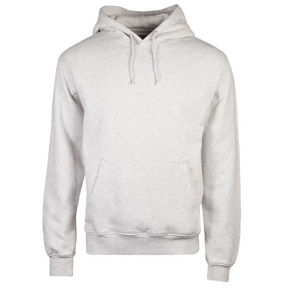 Colorful Standard Mens Grey Classic Organic Hoodie