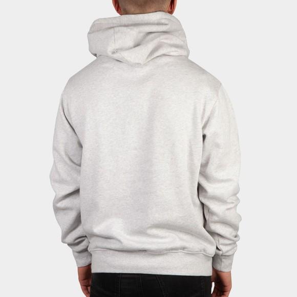 Colorful Standard Mens Grey Classic Organic Hoodie main image