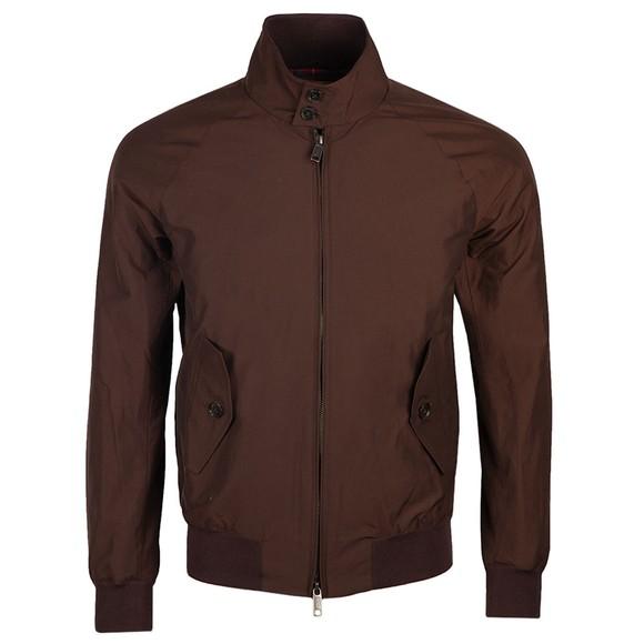 Baracuta Mens Brown G9 Original Harrington Jacket main image