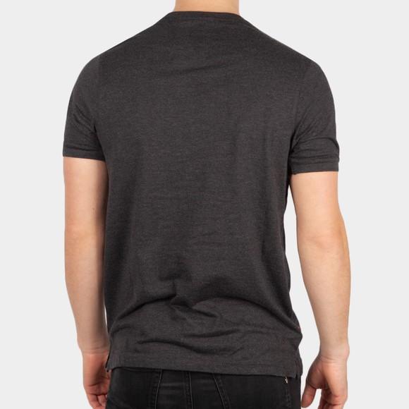 Luke 1977 Mens Grey Traff Core Crew T-Shirt main image
