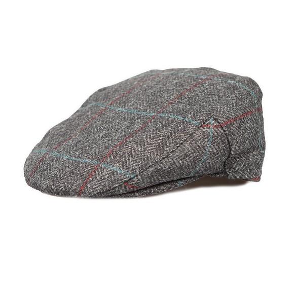 Barbour Lifestyle Mens Grey Crief Cap