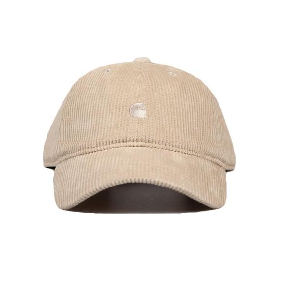 Carhartt WIP Mens Brown Harlem Cap