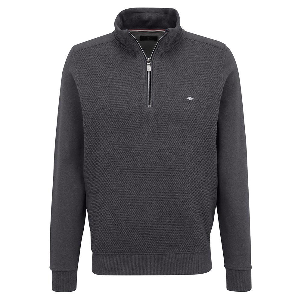 1/2 Zip Troyer Sweatshirt
