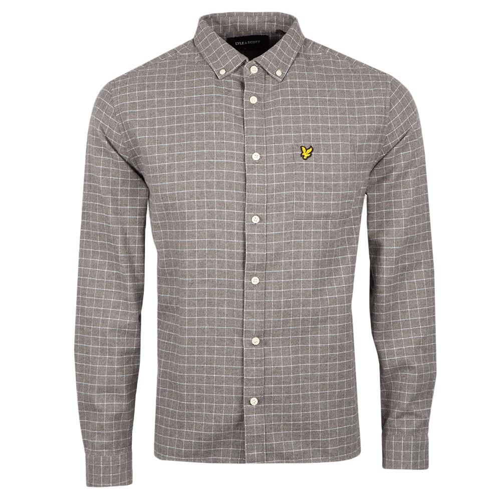 Grid Check Shirt main image